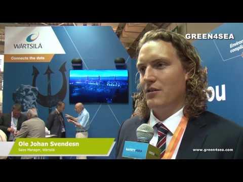 Interview with Ole Johan Svendesn, Wärtsilä