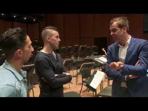 Vleugelspelers Tom Hiariej en Jesper Drost, deel 1