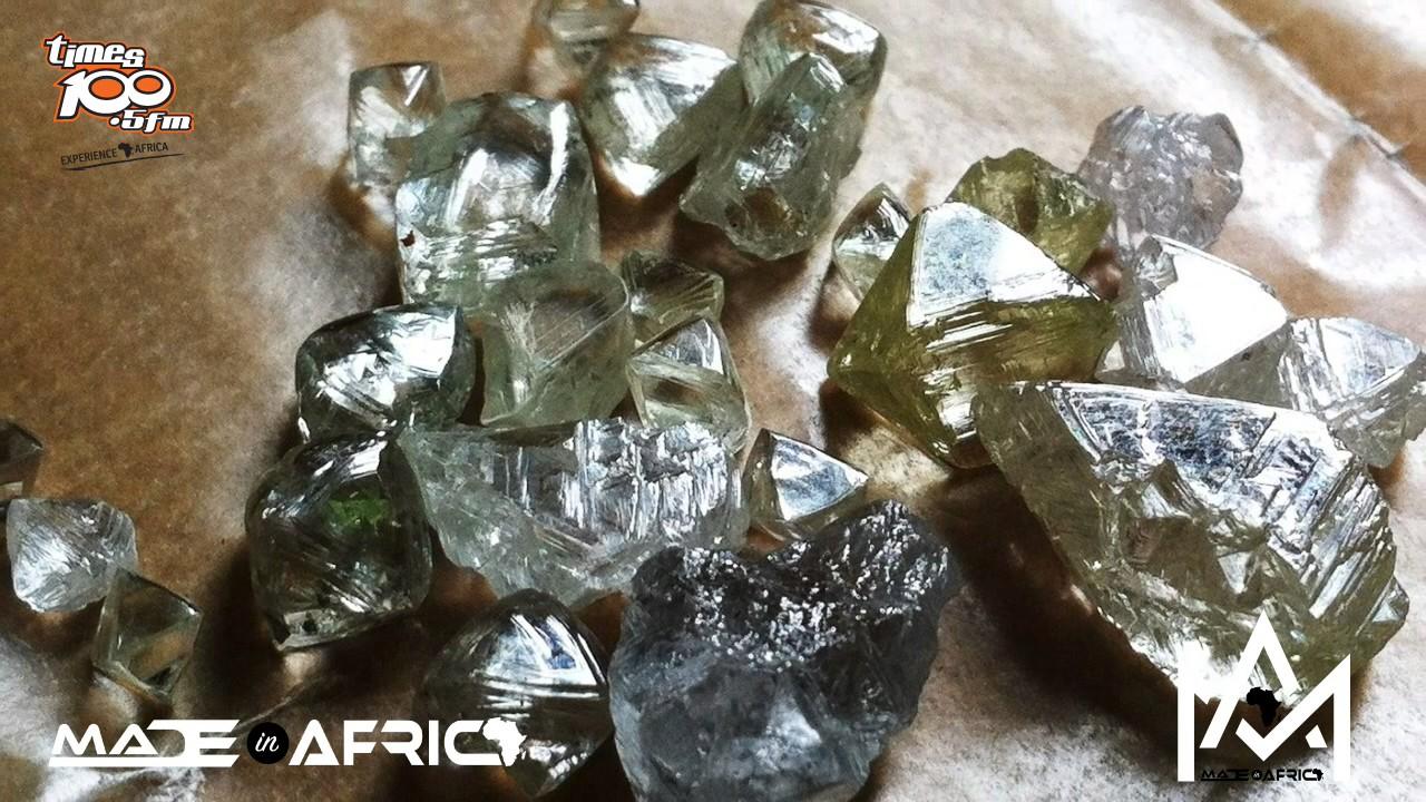 Sierra Leone Nchi Inayozalisha asilimia kubwa ya madini ya Almasi Ulimwenguni. #1