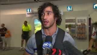 Jonathan Thurston Angry With NRL