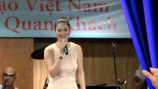 Ho Hoang Yen , Thien Ton va Ban Nhac CBC luu dien Austin part 2