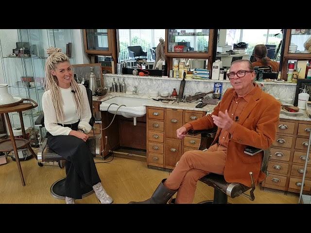 (Film nr. 183) Interview met Claudia Benjamins