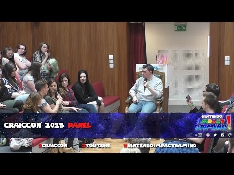 CraicCon 2015 Panel