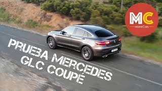 Mercedes GLC Coupe / Prueba / Test / Review en español