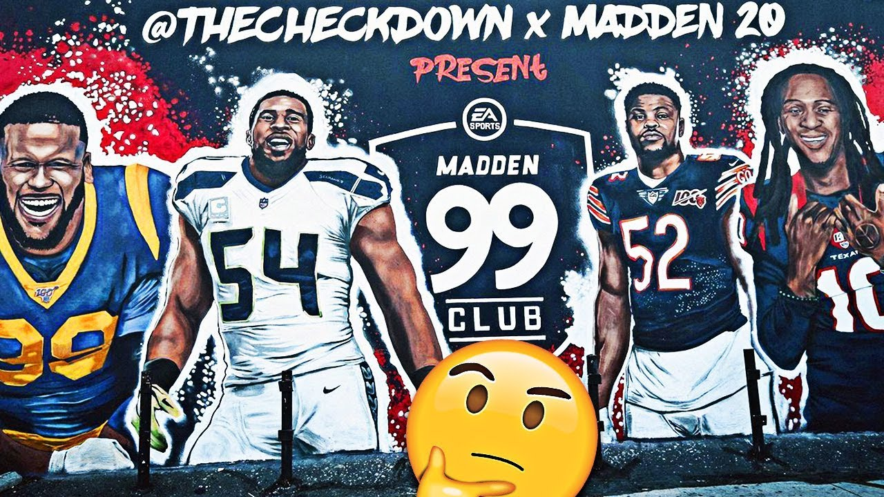 Madden 20 ratings: Biggest snubs from the 99 club