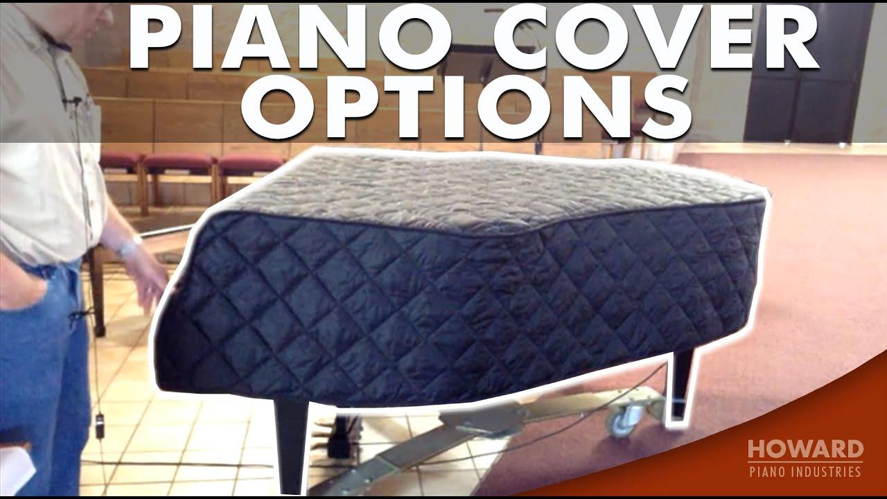 "For 4/'11/"" Yamaha Models GA1 /& GB1 Black Yamaha Quilted Grand Piano Cover"