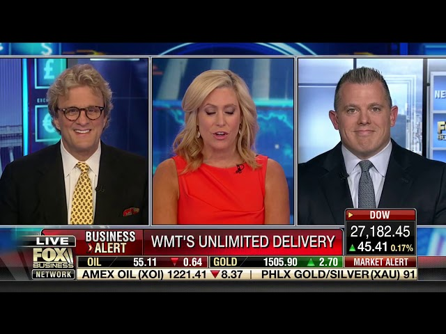 Paul Dietrich   Fox Business News 09 12 2019 After the Bell
