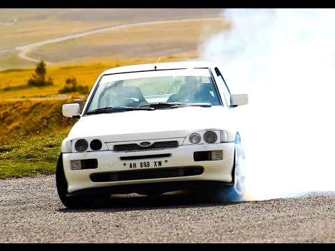 Ford Escort Cosworth 600 cv - Davide Cironi Drive Experience (SUBS)