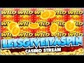 LIVE CASINO GAMES - Sunday high roller + !authentic mega giveaway up!
