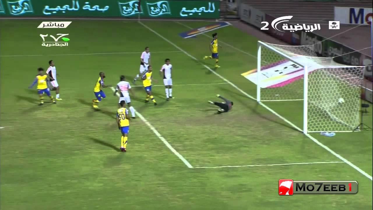 النصر 1 - 1 الأنصار - دوري زين السعودي - 2011-2012 - HD ...