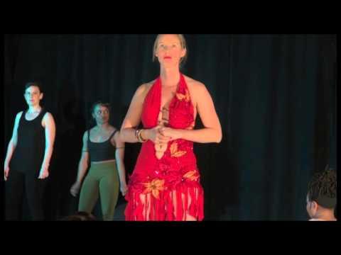 CSUEB Dance Alumni Concert  Finale Improvisation