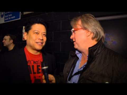 Garrett Wang Interview