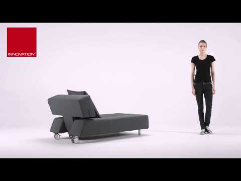 Long Horn Deluxe Excess Sofa by Innovation Living USA