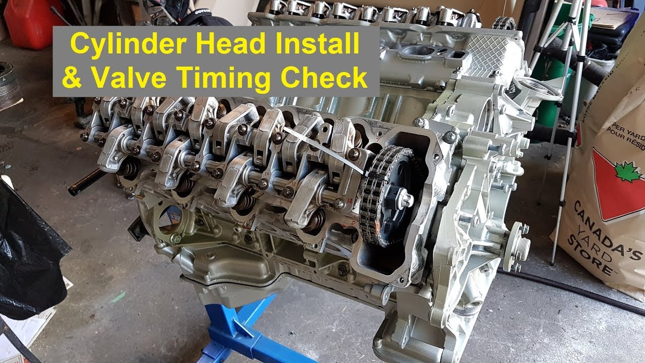 M112 timing chain ? VIDEO | Mercedes-Benz Forum