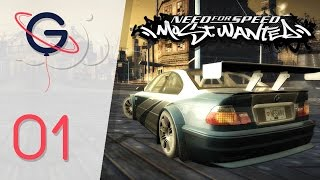 NEED FOR SPEED : MOST WANTED FR #1 : Bienvenue à Rockport !