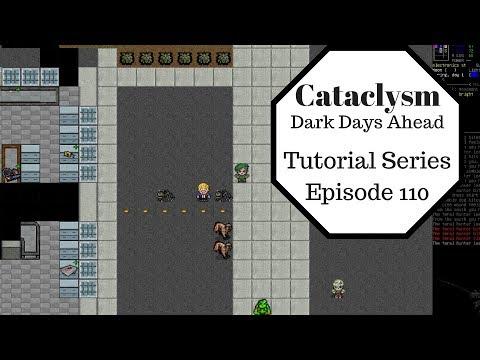 Cataclysm DDA - Episode 110 - Cargo, Cargo, Cargo