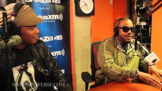 Noreaga on Sway in the Morning part 1/3