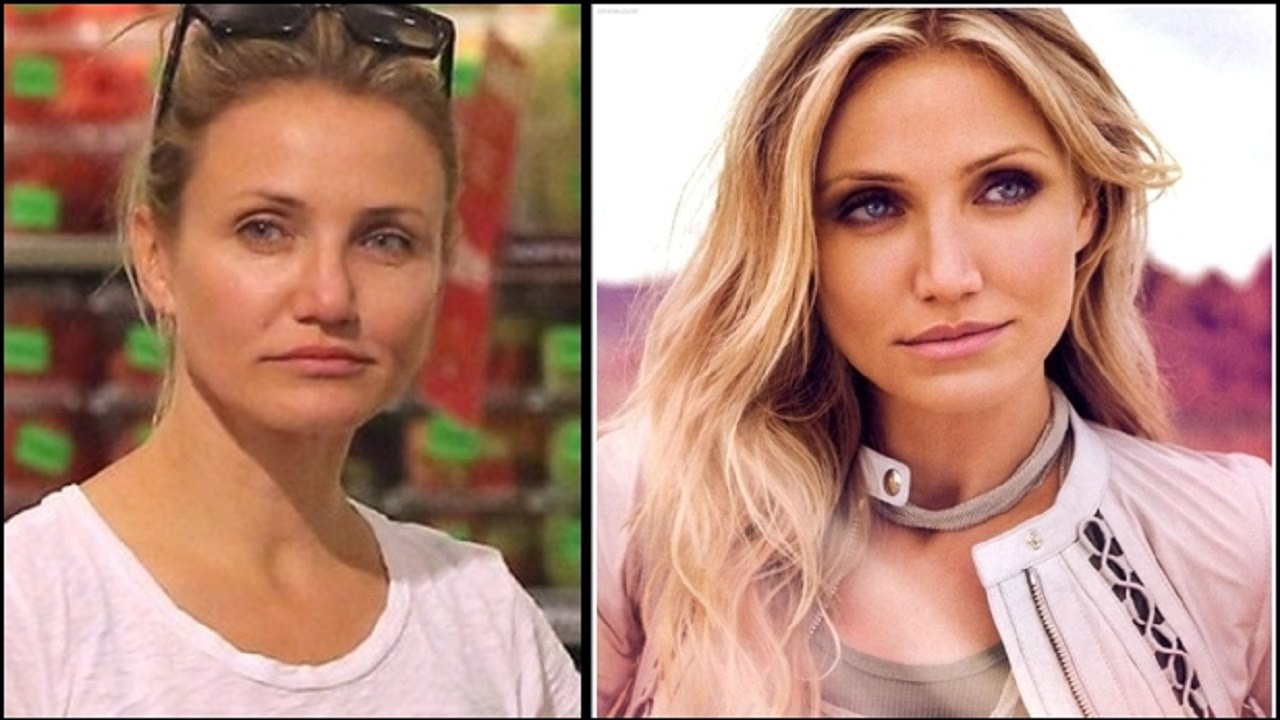 Celebrities without makeup 2019 youtube for Celebrity watches 2019