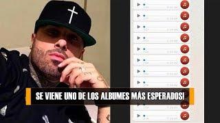 Gambar cover Nicky Jam Sacará Uno De Los Álbumes Más Esperados (Intimo) | SeveNTrap