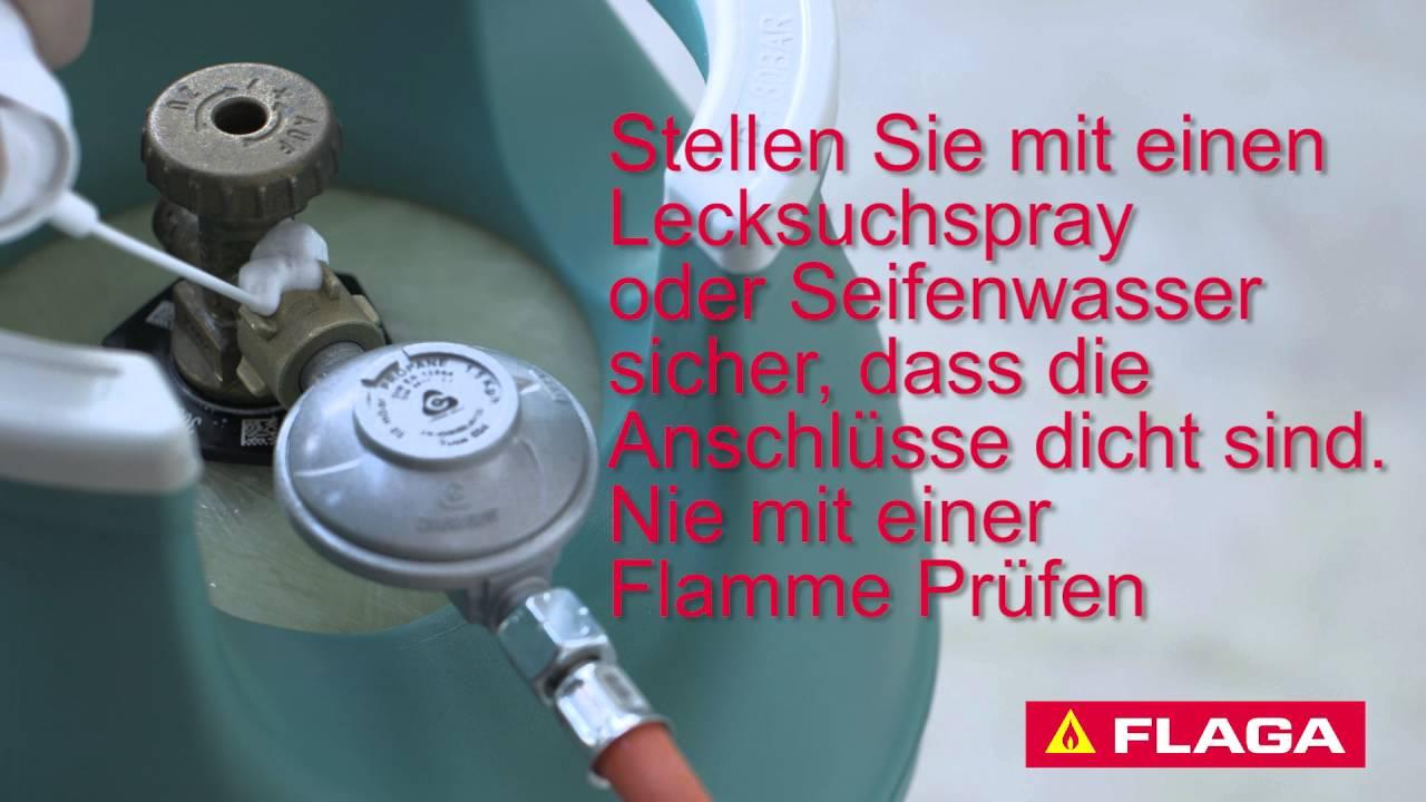 Amica Kühlschrank Anschließen : Sicheres anschließen eines gasgeräts youtube