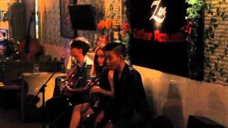 Mashup Chưa Bao Giờ & Giữ Anh Đi - Zen Coffee Acoustic