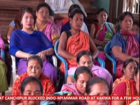 21st June 2016 ISTV Manipuri News 1
