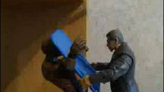 WWE Figures Mcmahon Hits Lashley with a chair