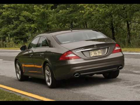 2010 mercedes benz cls class youtube. Black Bedroom Furniture Sets. Home Design Ideas