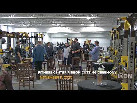 Carmel Catholic High School | Fitness Center Ribbon Cutting | November 11, 2020