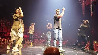 Justin Timberlake Man Of The Woods Tour Paris 2018