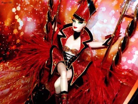 Barbie Gold Label Bob Mackie Circus Doll Review Obzor Limitnoj