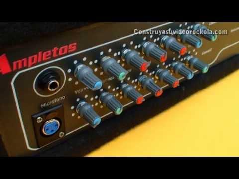Amplificador de 300 watts con TDA7294 en bridge