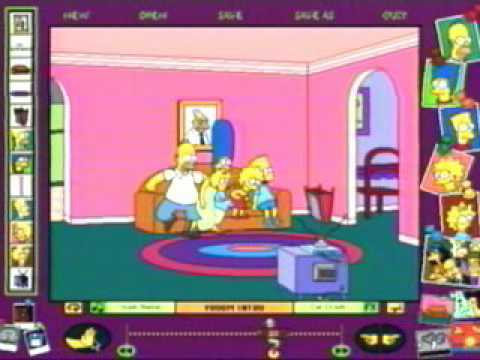 The Simpsons - Japanese cartoon that causes seizures (S10Ep23) from YouTube · Duration:  51 seconds