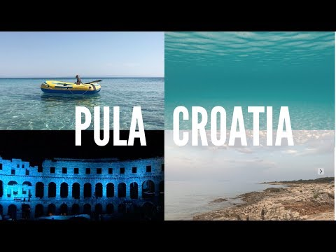 PULA  | Croatia travel diary