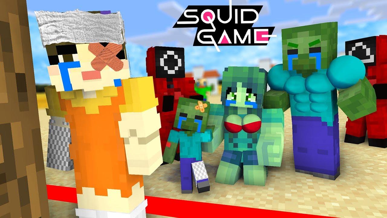 Download Monster School : Squid Game - Happy Ending - Minecraft Animation