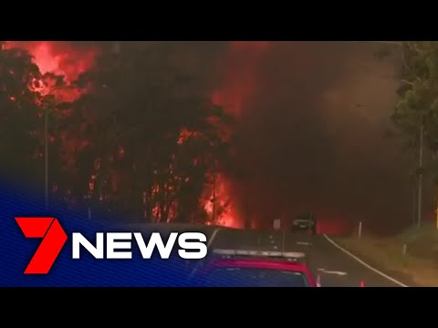 NSW South Coast, From Nowra To Victorian Border, Bushfire Emergency | 7NEWS