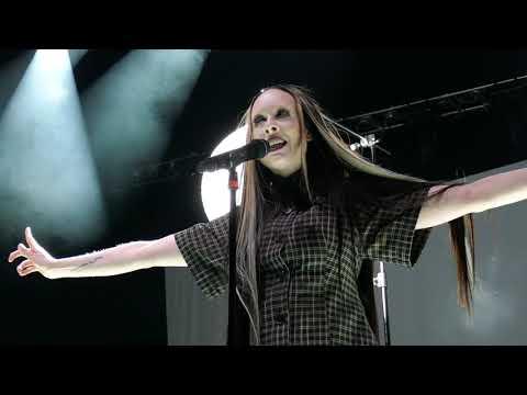 Allie X - Paper Love LIVE HD (2019) Los Angeles Greek Theater