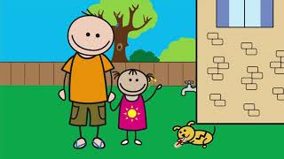 The Byrnes Family |BBQ Safety video for children | Education | Animation | Learning