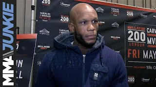 Bellator 200: Linton Vassell media day interview