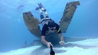 Wrecks of Saipan   Part 5   Jake Seaplane + Suicide Cliff