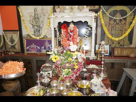 2 April 2017 Paduka Saharam Parayanam Goshti Reciting Padmaraga  pathati Mumbai Sri Krishna Sabha
