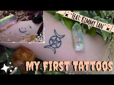 💉My First Tattoos🔥 | ✩Experience, Pain, Meaning & Healing✩ | ☙Featuring: Kimmy Tan❧