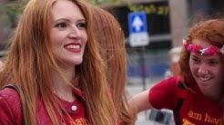 """Früher gemobbt, heute geliebt: Rothaarige und der """"Ginger Pride"""""""