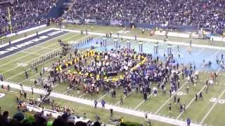 Seattle Seahawks NFC Championship Awards Ceremony 1/19/2014 NFC BEST!
