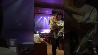 Phi Nhung hát từ thiện ở Hàn Quốc (02/10/2016)