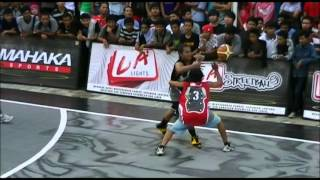 LA Lights Streetball 2012 - Top 10 Plays Medan Open Run 2012