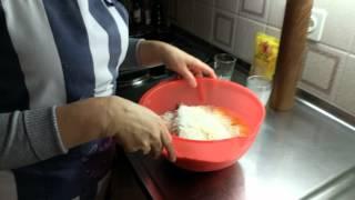 Праздничные котлеты из духовки. Вкусняшка