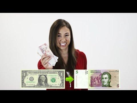 DIY E004 - Exchanging Dollar/Euros for Argentine Pesos on Black Market in Buenos Aires (Dolar Blue)