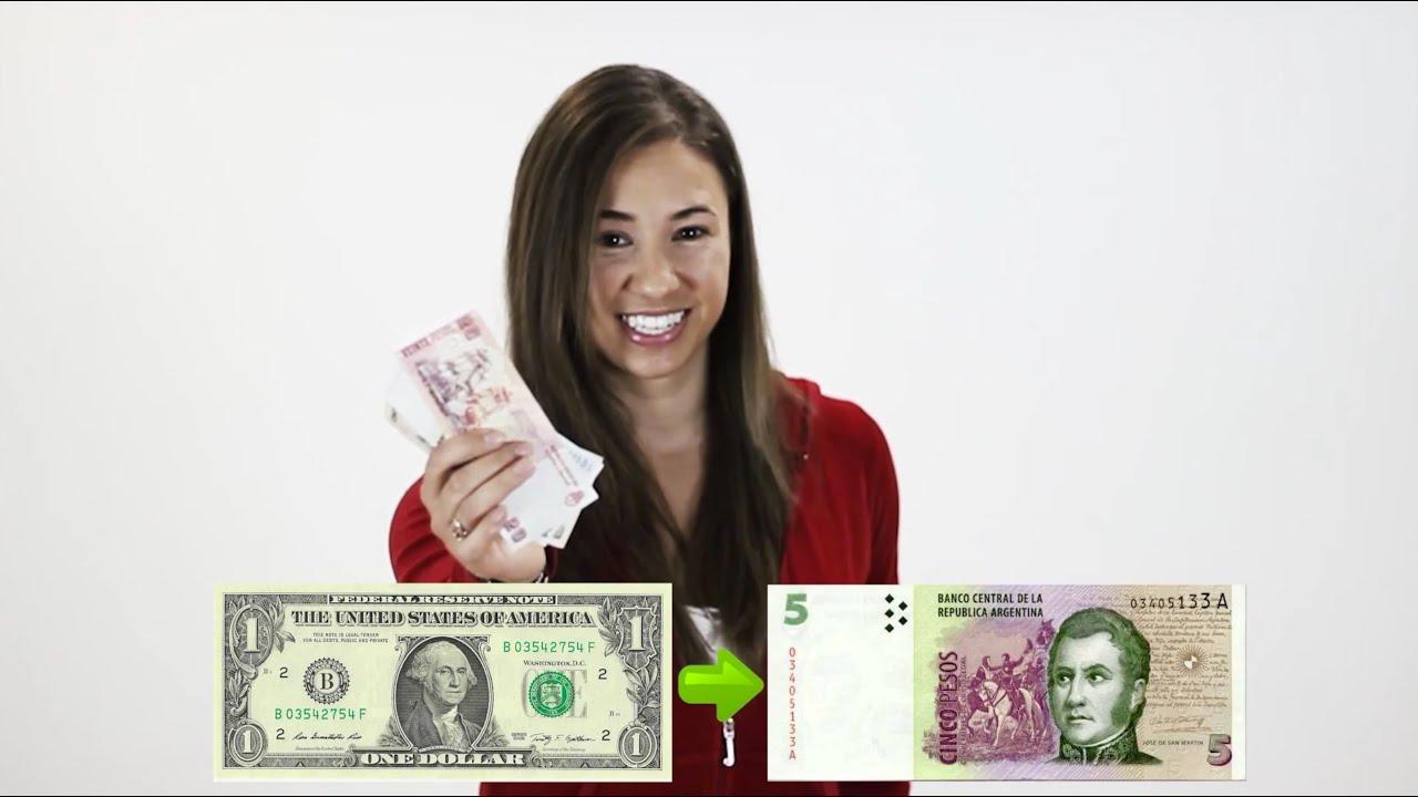 Euros For Argentine Pesos