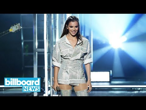 AMAs 2017: Hailee Steinfeld, Alesso & Florida Georgia Line Perform 'Let Me Go' | Billboard News